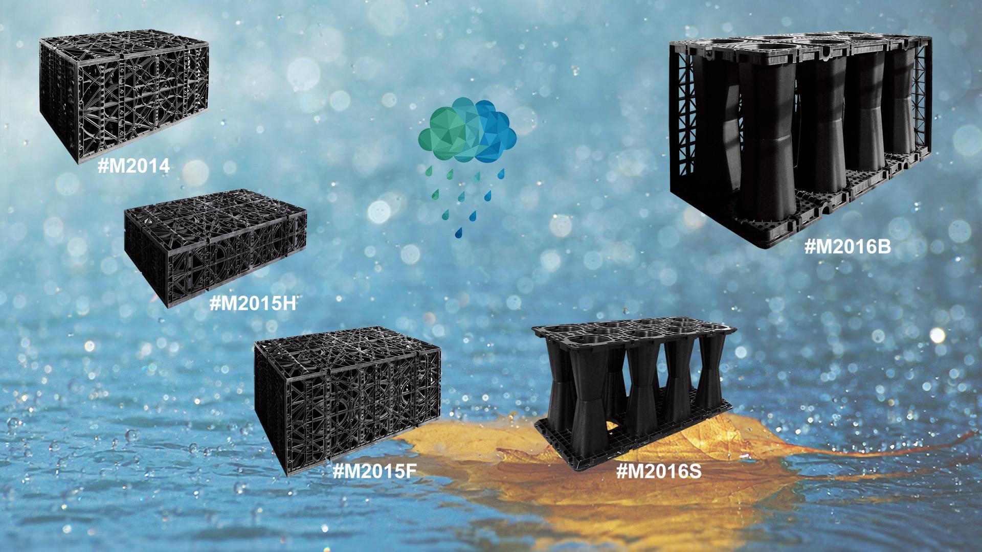 Soakaway Crates Plastic Underground Stormwater Crates